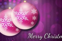 Merry-Christmas-Purple-Wallpaper